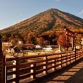 Photos: 中禅寺湖橋から望む男体山
