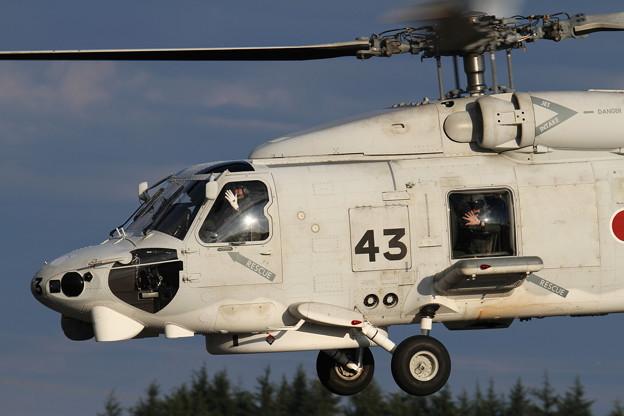 入間基地航空祭 40 SH-60J