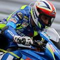 #1 ヴァン・サン・フィリップ選手 Suzuki Endurance Racing Team