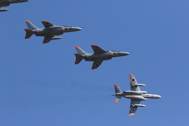 T-4 飛行展示2
