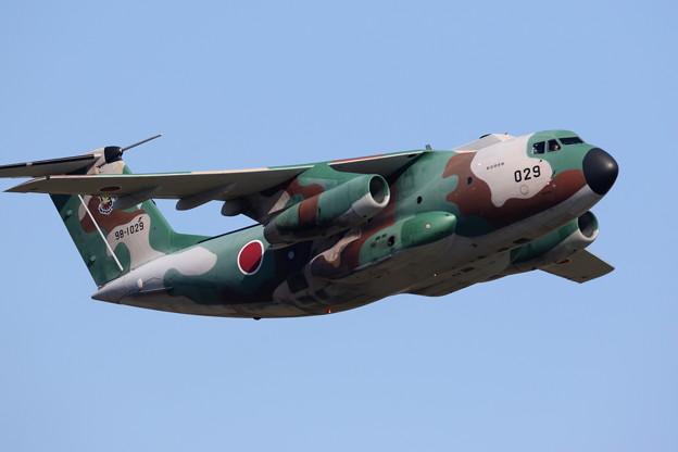 C-1&U-4飛行展示4