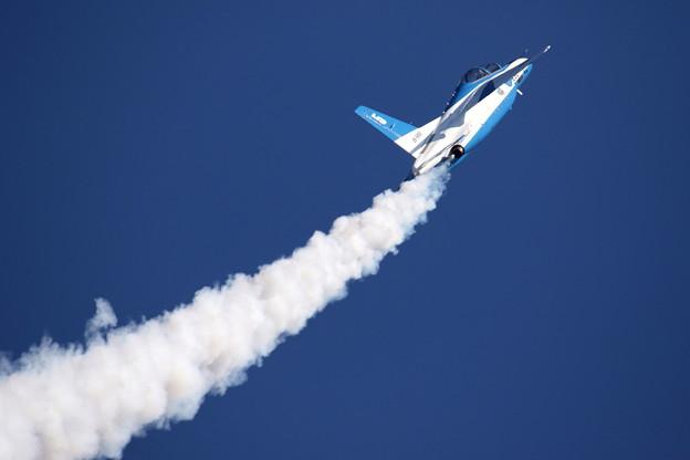 ブルーインパルス 飛行展示5
