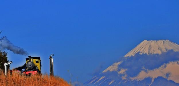 Live Steam~富士山~