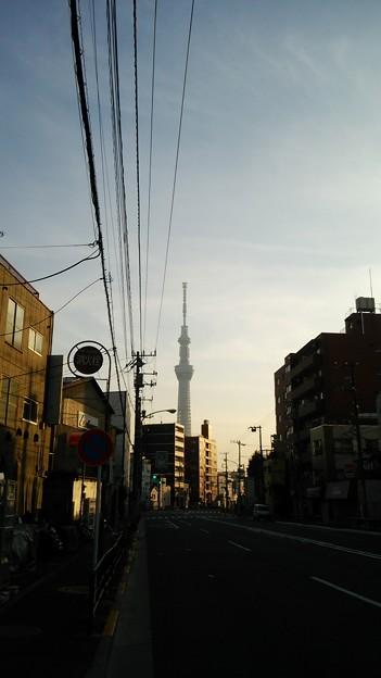 Photos: スカイツリーや江東区の夜景ほか12月28日に都心方面へ出かけた画像その14