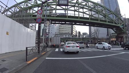 秋葉原駅から千住寿町までのスクリーンショット4