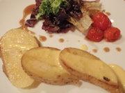 【 Hotel La Cantera 】夕食のメニュー1