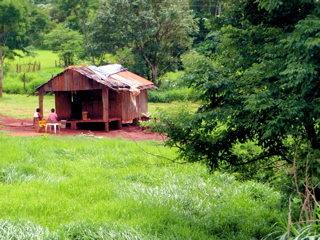 グアラニーの家