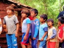 グアラニーの少年たち