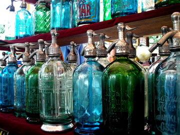 ガラスのボトル2