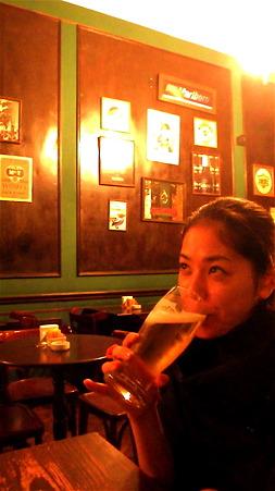 結局ビール
