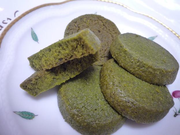 抹茶サブレ12