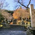 写真: 熊川宿の松木神社