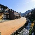 写真: 若狭鯖街道熊川宿
