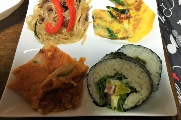 韓国料理いろいろ