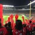 Photos: 甲子園 広島戦