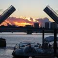 写真: ヒミコ入港