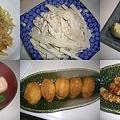 写真: ひな祭りの晩御飯