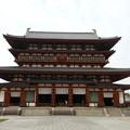 奈良・世界遺産*薬師寺1