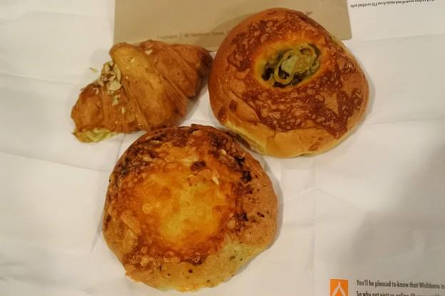 ニュージーランド・クイーンズタウンのパン