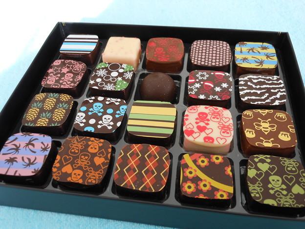 LA発*コンパーテスのチョコレート2