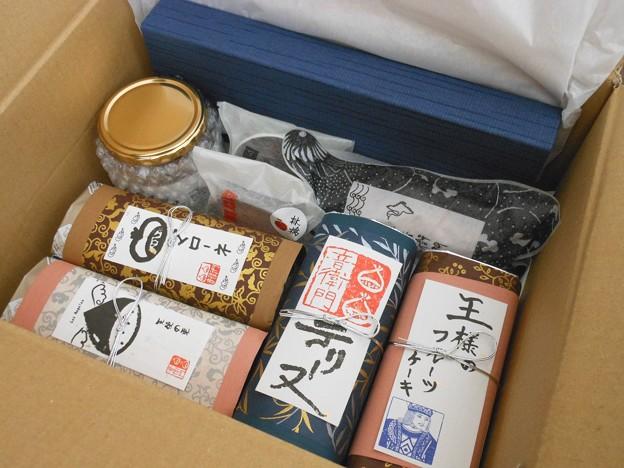 2018*足立音衛門・1万円の福袋3