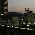 Photos: ホテルの部屋から ‐朝の風景‐