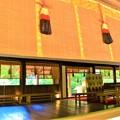 宇治上神社 拝殿の裏側