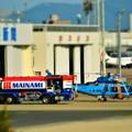 兵庫県警ヘリコプター
