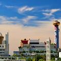 大阪 舞洲ゴミ処理工場
