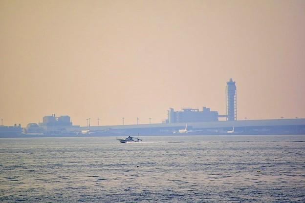 関西国際空港 管制塔