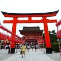 全国に3万社ほどある稲荷神社の総本宮 伏見稲荷大社