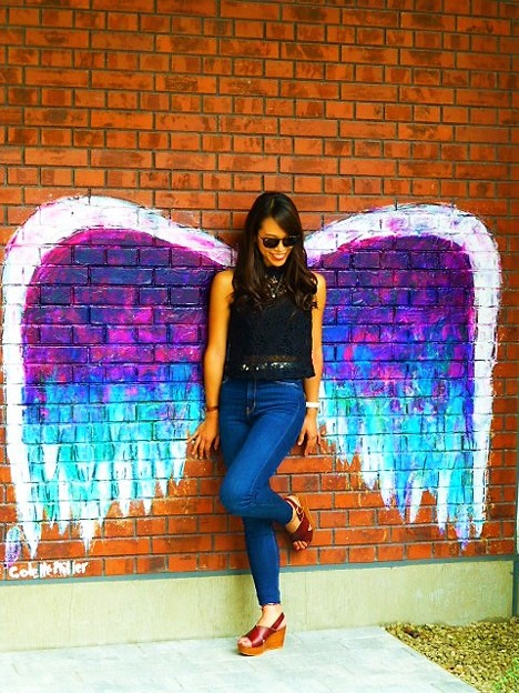 The Global Angel Wings