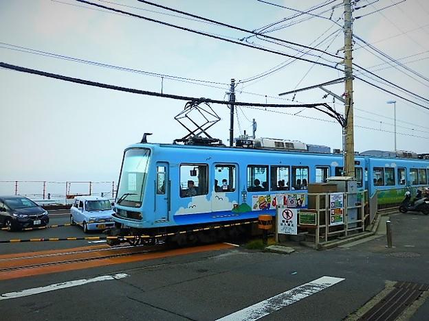 鎌倉高校前踏切