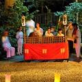 Photos: 賑やかな鎌倉囃子の演奏