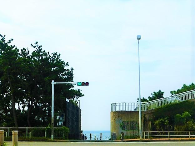 サザンビーチ入り口
