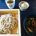 写真: 鴨そば 温つけ麺@八町茶屋