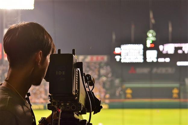 中継カメラ