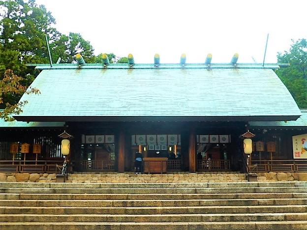 廣田神社(広田神社)拝殿