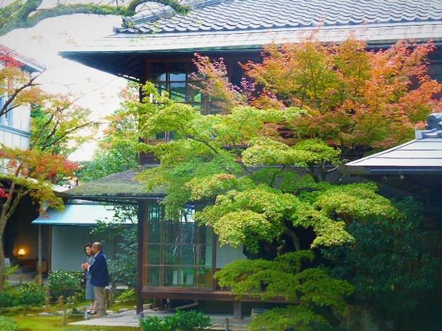 岡崎・南禅寺界隈における別荘群の先駆けとなった