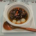 Photos: 台湾cafe 福苗の薬膳ぜんざい