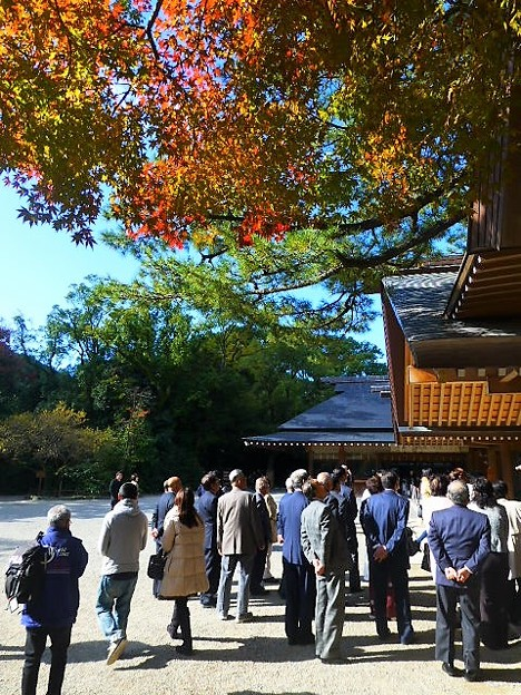 熱田神宮参拝ツアー