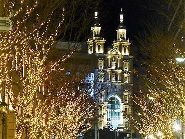 神戸セントモルガン教会