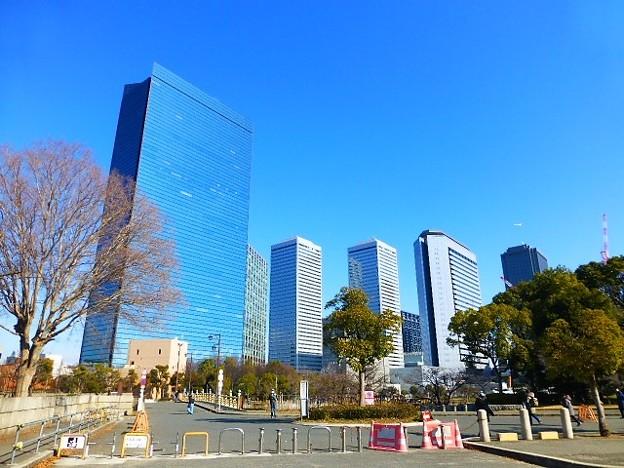 写真: 大阪ビジネスパーク