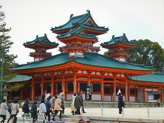白虎楼・西歩廊(重要文化財)