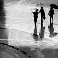 写真: rainy day