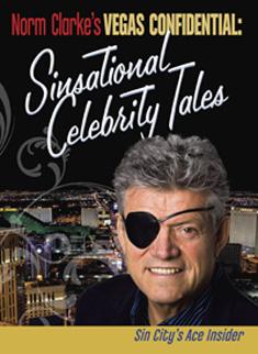 Vegas Confidential  - Norm Clarke Front Cover 2009