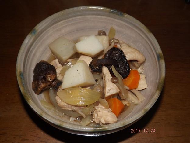 2017/12/24(日)・煮物
