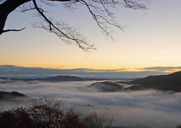 1黎明の雲海