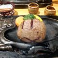 写真: 静岡旅行-さわやか ハンバーグ