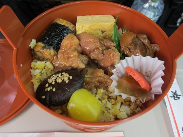 大館駅鶏樽飯01